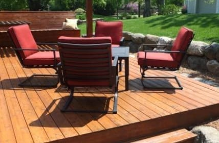 decking cleaning dublin