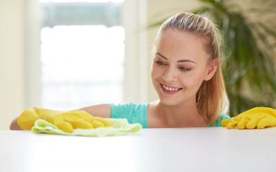 Where To Start Cleaning Your Home?